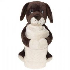 Personalised BoBo Buddies Lupo the Puppy Comforter